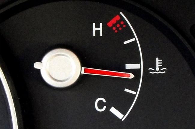 تنظیم دمای خودرو