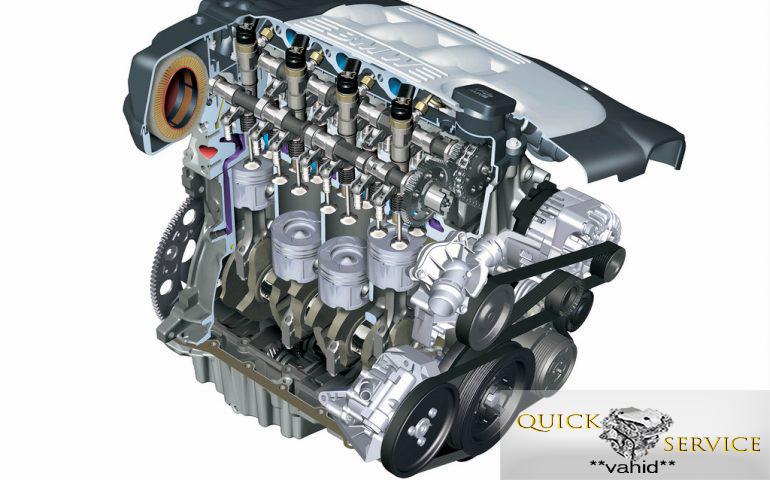 موتور خودرو 1