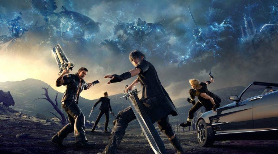 بازی Final fantasy xv برای PS4