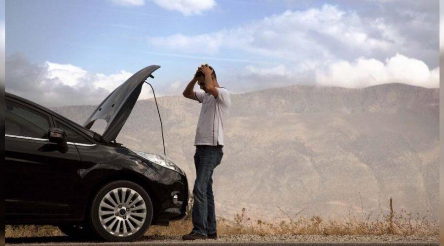 نشتی مایعات خودرو