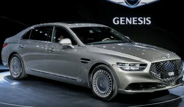 هیوندای Genesis G90 2020