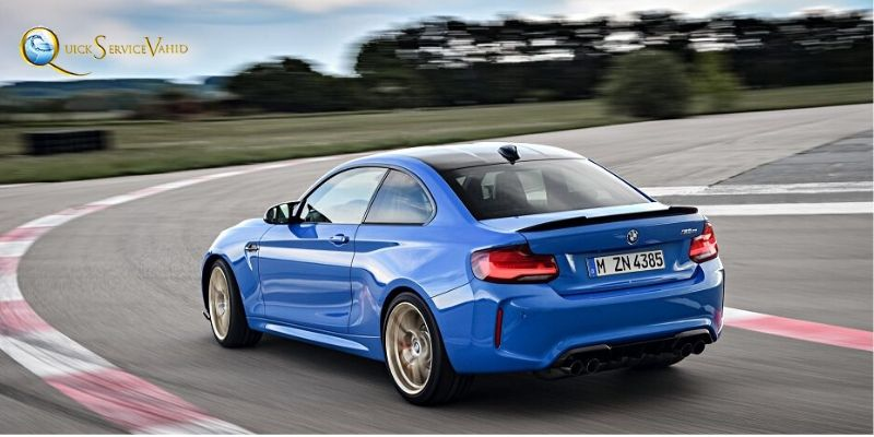 خودرو BMW M2 CS 2020