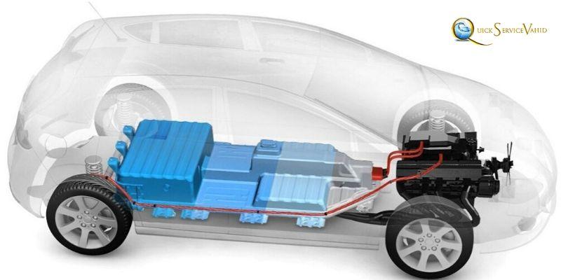 باتری خودروهای برقی