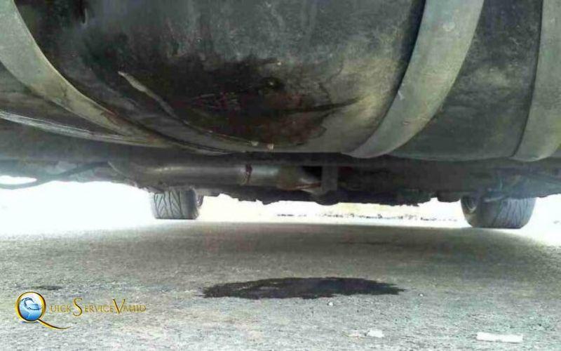 علت نشتی باک بنزین