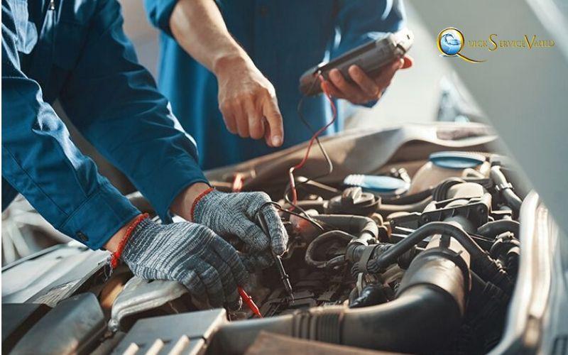تعمیر و نگهداری باتری خودرو