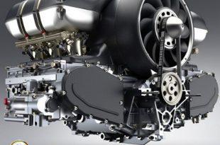 حجم موتور خودرو