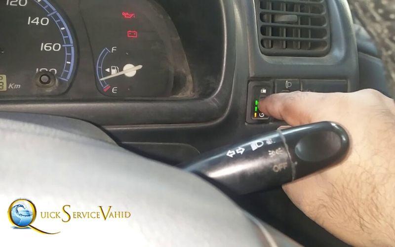 علت استارت نخوردن خودرو
