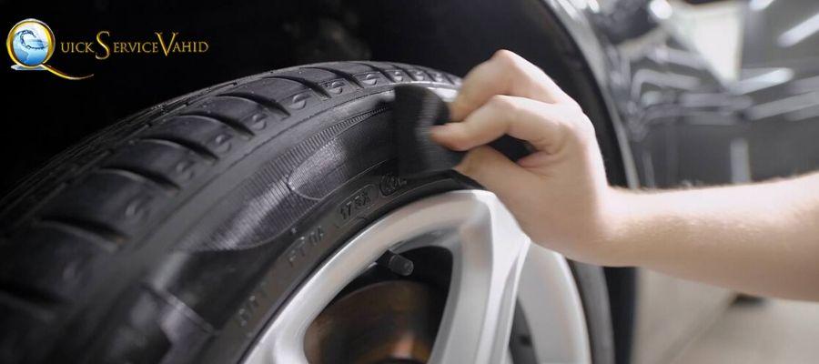 اصول نگهداری لاستیک خودرو