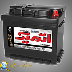 قیمت باتری اتمیک