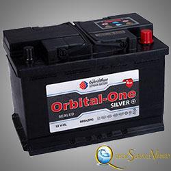 قیمت باتری اوربیتال وان