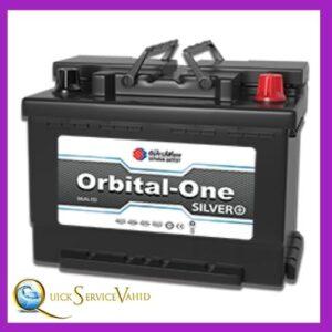 باتری اوربیتال وان سیلور 35