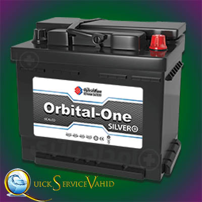 باتری اوربیتال وان سیلور 50