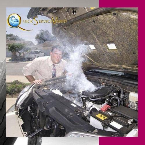 علت بخار روغن موتور خودرو