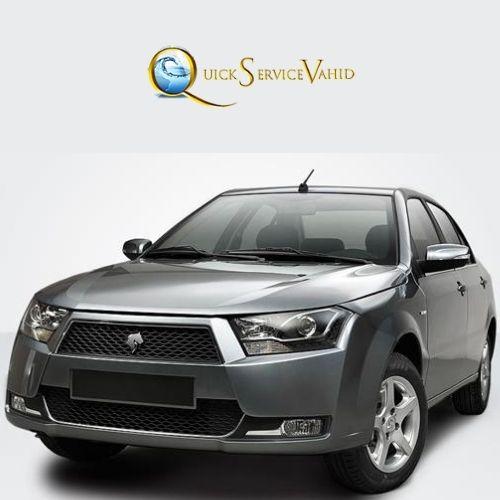 اطلاعات عمومی خودرو دنا