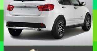 مشخصات فنی خودرو کوییک آر