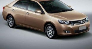 مشخصات فنی خودرو آریو